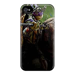 Iphone 4/4s Lhh1981yqGT Custom Vivid Cartoon Movie 2014 Pictures Protector Cell-phone Hard Covers -CharlesPoirier