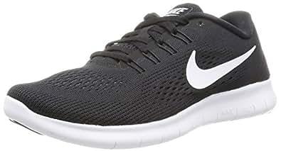 Nike Noir Et Gris Pour Les Femmes