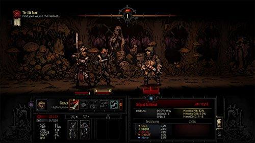 41uVNynyOnL - Darkest Dungeon: Ancestral Edition - PlayStation 4