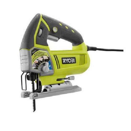 Ryobi ZRJS481LG 4.8 Amp Variable-Speed Orbital Jigsaw Renewed
