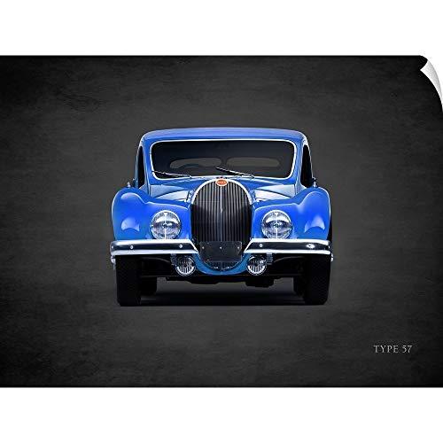 CANVAS ON DEMAND Bugatti Type-57 1936