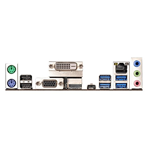 Build My PC, PC Builder, ASRock A320M PRO4