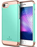 Caseology for iPhone 6S Plus case/iPhone 6 Plus case [Savoy Series] - Stylish Sleek Premium Luxury Protective Glide Design Case for iPhone 6S Plus/iPhone 6 Plus - Mint Green