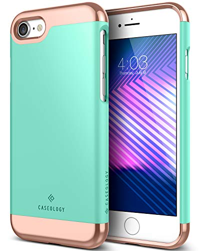 Caseology Savoy for Apple iPhone 6S Plus Case (2015) / for iPhone 6 Plus Case (2014) - Mint Green ()