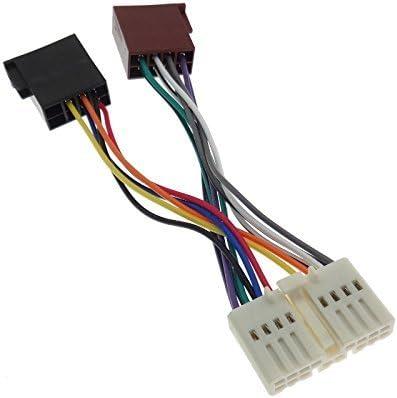 Anschlusskabel Radio Kabel Stecker Kompatibel Mit Honda Accord Civic Crv Crx Jazz Legend Nsx Elektronik