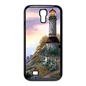 Lighthouse Design Cheap Custom Hard Case Cover for SamSung Galaxy S4 I9500, Lighthouse Galaxy S4 I9500 Case
