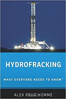 Hydrofracking What Everyone Needs to Know
