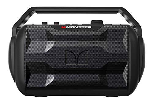 Monster Nomad | 30-Watt Portable Indoor/Outdoor Wireless Bluetooth Speaker