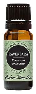 Edens Garden Ravensara 10 ml 100% Pure Undiluted Therapeutic Grade Essential Oil GC/MS Tested