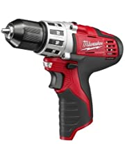 Milwaukee 2410-20 M12 12-Volt 3/8-Inch Drill/Driver,Tool Only, No Battery
