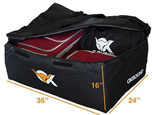 Oxbound Roof Rack Cargo Bag Waterproof Car Top Carrier