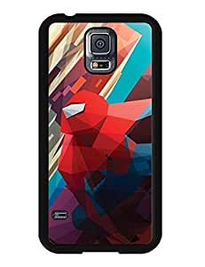 Discount Spiderman Samsung Galaxy S5 I9600 Case Cartoon Image Printed Snap-on Cover 7276898M276302171
