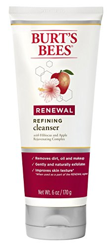 Burts Bees Renewal Cleanser, 6 Ounces
