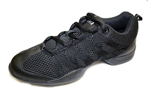 Bloch Criss Cross Damen Sneaker Schwarz