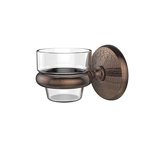 Allied Brass MC-64-VB Monte Carlo Collection Wall Mounted Votive Candle Holder, Venetian Bronze