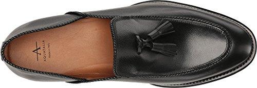 outlet store sale 100% guaranteed Aquatalia by Marvin K. Men's Vigo Textured Dress Calf Loafer Black sale under $60 discount wholesale buy cheap popular Z9JNyq5