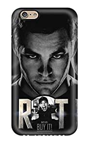 YY-ONE EZYnsuO2220mFjSS Matt L Morrow Defender Tpu Hard YY-ONE For Iphone 6- Star Trek Movie