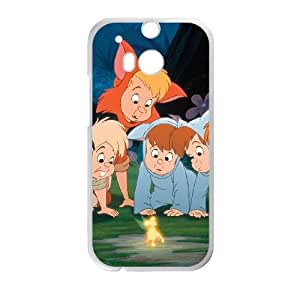 Return to Never Land HTC One M8 Cell Phone Case White Phone cover V92793653
