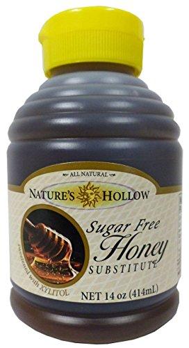 Nature's Hollow Sugar-Free Honey Substitue (Honey, 1 Pack)