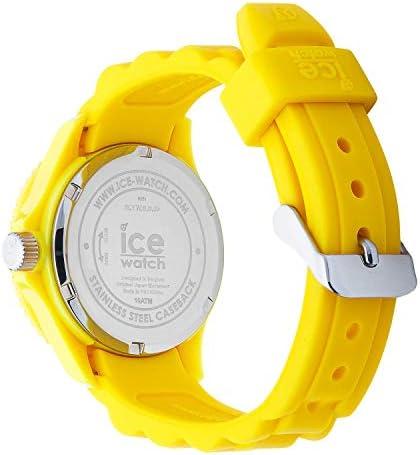 Ice-Watch - ICE forever Yellow - Montre jaune pour garçon avec bracelet en silicone - 000127 (Small)