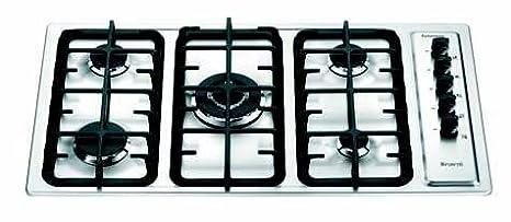 Nardi CH55GAVX.A000 Piano Cottura da Incasso: Amazon.it: Casa e cucina