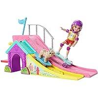 Barbie Club Chelsea Flips & Fun Skate Ramp