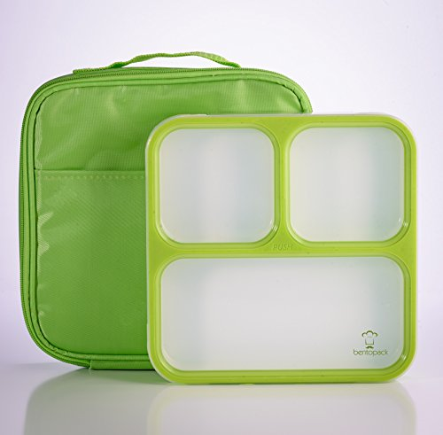 Bentopack Stylish Leakproof Lunch Green product image