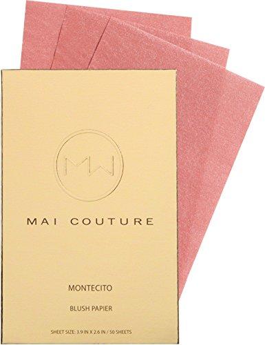 Mai Couture Blush Papier, Montecito