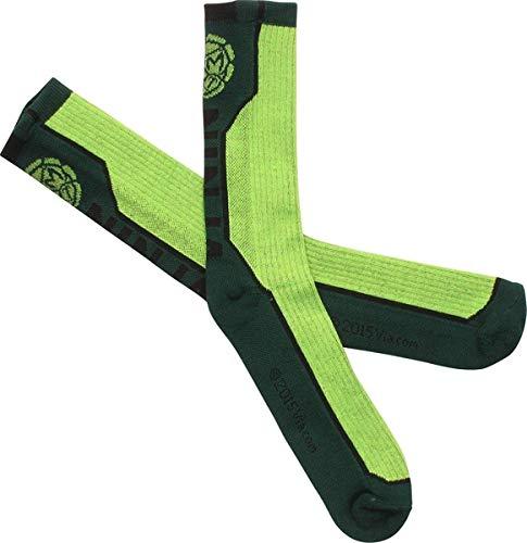 Teenage Mutant Ninja Turtles Mens Active Crew Socks ()