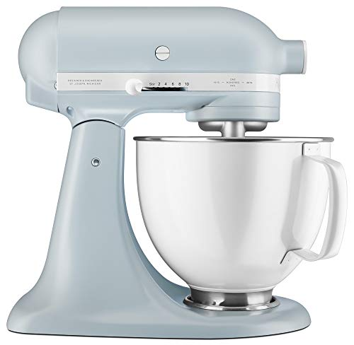 KitchenAid KSM180RPMB 100 Year Mixer Stand, 5 Qt, Misty ()