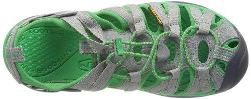 Salomon Whisper w-barberry/neutral gray, baja de la mujer zapatos de Trekking y senderismo Gris