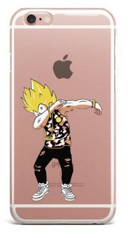 coque goku iphone 6