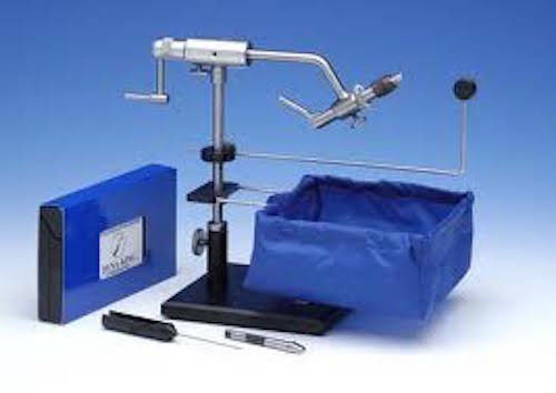 Dyna-King Barracuda Kit Pedestal Fly Tying Vise - Fly Fishing