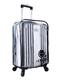 Holly LifePro Waterproof Luggage Clear PVC Cover Protector