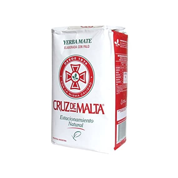 Cruz De Malta 1/2 Kilo Yerba Mate 1 Cruz De Malta Yerba Mate is a healthier alternative to drinking coffee. It delivers a smooth energy boost that lasts for hours. One Of Most Popular Yerba Mate Brands On The Market. This boost drink is rich in Antioxidants, Vitamin b, and Nutrients. Cruz de Malta is sweet, woody, and earthy as the richest rainforest floor, this rustic and rugged yerba walks alone without a care in the world.