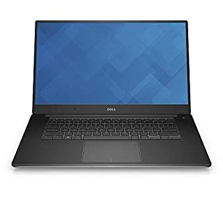 """Dell Precision M5510 15.6"""" Workstation Intel Core i7-6820HQ 3.6GHZ 32GB 512GB PCIe M.2 NVMe Class 50 Solid State Drive Windows 10 Professional WEBCAM (Renewed)"""
