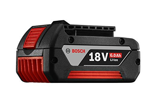 Bosch BAT622 18V Lithium-Ion 6.0 Ah FatPack Battery
