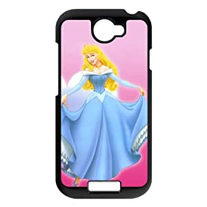 Sleeping Beauty Classic Lovely Cartoon Custom Hard Plastic Back Case Cover for HTC One S