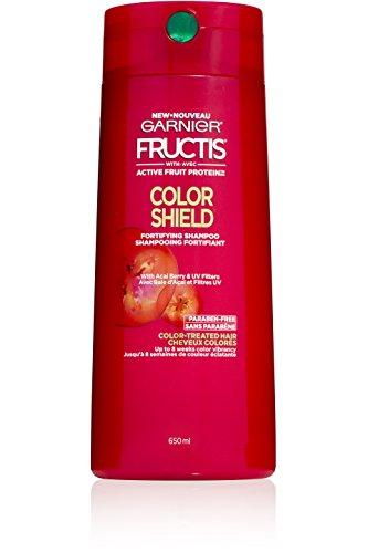 Garnier Fructis Color Shield Shampoo, Color-Treated Hair, 22 fl. oz.