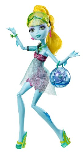 Monster High 13 Wishes Lagoona Blue - http://coolthings.us