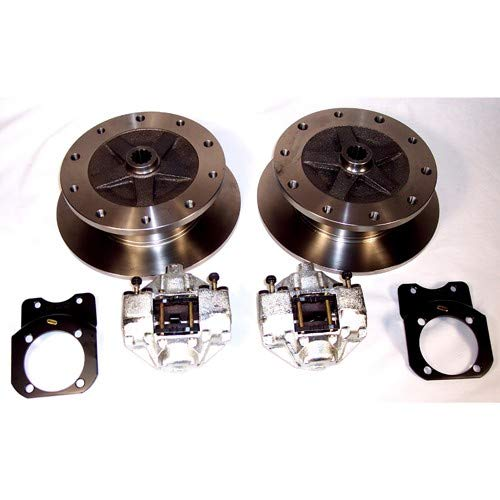 Empi Wide Rear Disc Brake Kit, Dune Buggy Baja Bug
