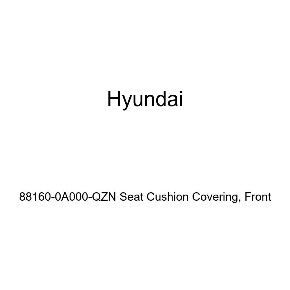 Front Genuine Hyundai 88160-0A000-QZN Seat Cushion Covering