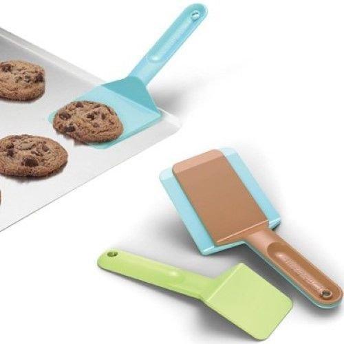 Fox Run Bakelicious Cookie/brownie/dessert Spatula Set of 3