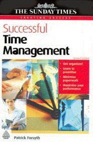 Paperback Successful Time Management Book
