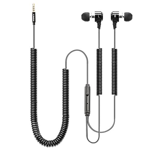 Avantree Headphones Earbuds Extension Earphones