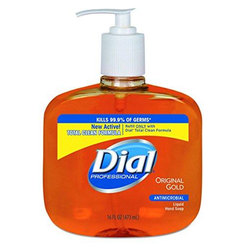 (DIA80790 - Dial 80790 Liquid Antimicrobial Gold Hand Soap, 16)