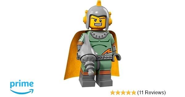 Retro Space Hero Lego Series 17 Minifigures