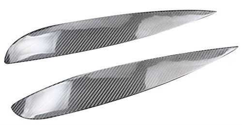 02 Headlight Covers Carbon Fiber - 4