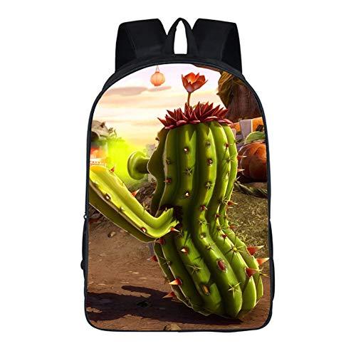 Gumstyle Plants vs. Zombies Anime Children Backpack Shouder School Bag -