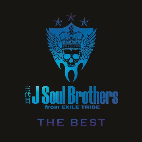 Sandaime J Soul Brothers (3JSB) From Exile Tribe - The Best / Blue Impact (2CDS) [Japan CD] RZCD-59525